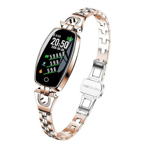 Image of Women's Fashion Smartwatch Fitness Bracelet