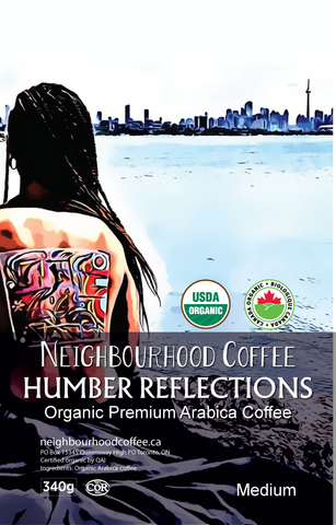 Neighbourhood Coffee Humber Reflections Toronto Medium Coffee