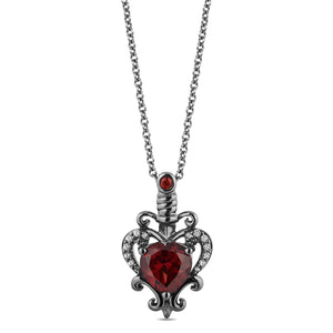 enchanted_disney-evil-queen_dagger_pendant_1/15CTTW