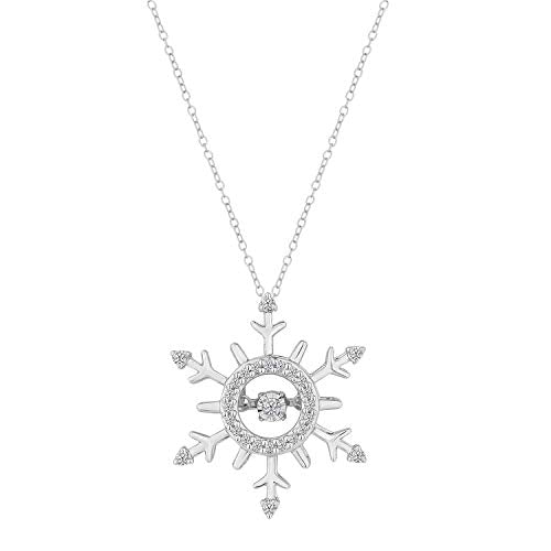 enchanted_disney-elsa_lovebeat_pendant-sterling_silver_1/10CTTW_1