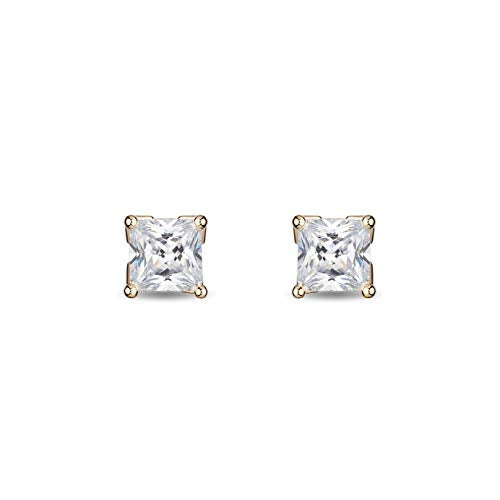 enchanted_disney-majestic-princess_3_4_cttw_princess_cut_diamond_solitaire_earrings-14k_yellow_gold_3/4CTTW_4