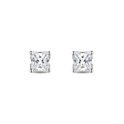 enchanted_disney-majestic-princess_3_4_cttw_princess_cut_diamond_solitaire_earrings-14k_white_gold_3/4CTTW_5