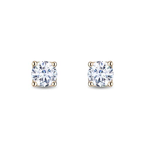 enchanted_disney-majestic-princess_solitaire_earrings-14k_yellow_gold_3/4CTTW_5