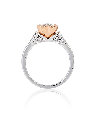 enchanted_disney-belle_rose_fashion_ring-white_and_rose_gold_1/4CTTW_2