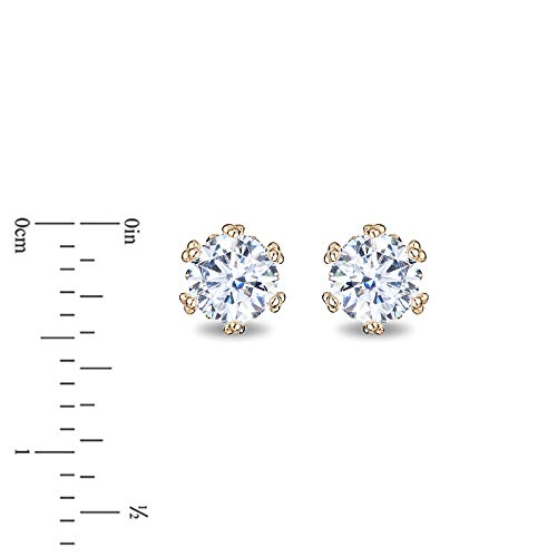 enchanted_disney-majestic-princess_3_4_cttw_diamond_solitaire_earrings-14k_yellow_gold_3/4CTTW_4