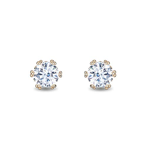 enchanted_disney-majestic-princess_3_4_cttw_diamond_solitaire_earrings-14k_yellow_gold_3/4CTTW_3