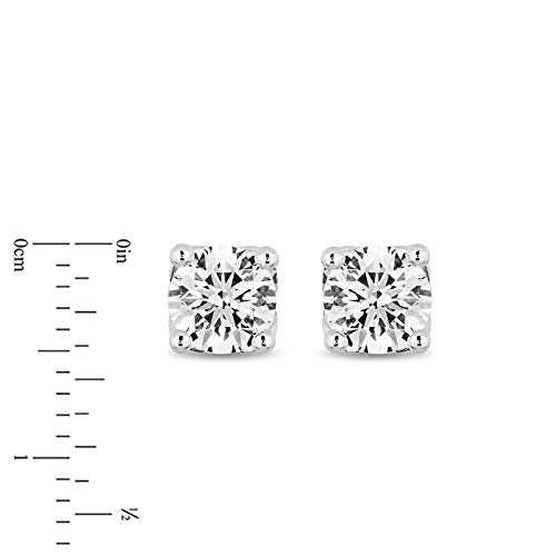 enchanted_disney-majestic-princess_solitaire_earrings-14k_white_gold_1/2CTTW_2