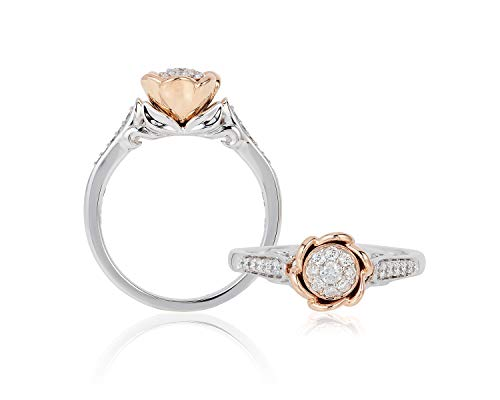 enchanted_disney-belle_rose_fashion_ring-white_and_rose_gold_1/4CTTW_3