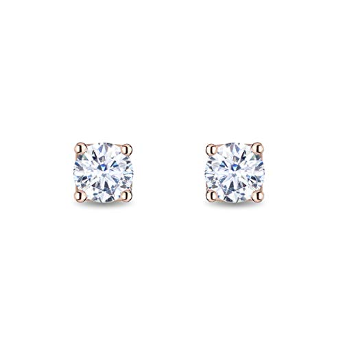enchanted_disney-majestic-princess_solitaire_earrings-14k_pink_gold_1/2CTTW_3