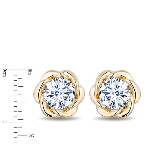 enchanted_disney-belle_1_1_2_cttw_diamond_solitaire_earrings-14k_yellow_gold_1/2CTTW_2