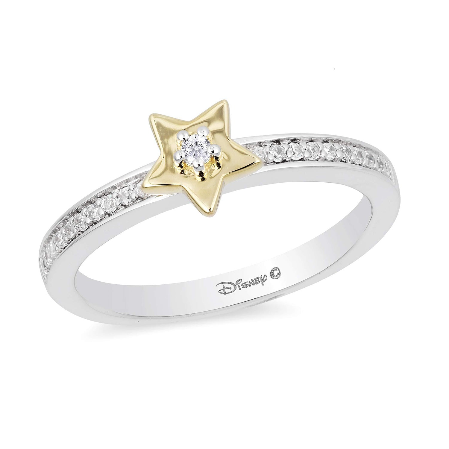 enchanted_disney-tinker-bell_ring-10k_yellow_gold_and_sterling_silver_1/10CTTW_1