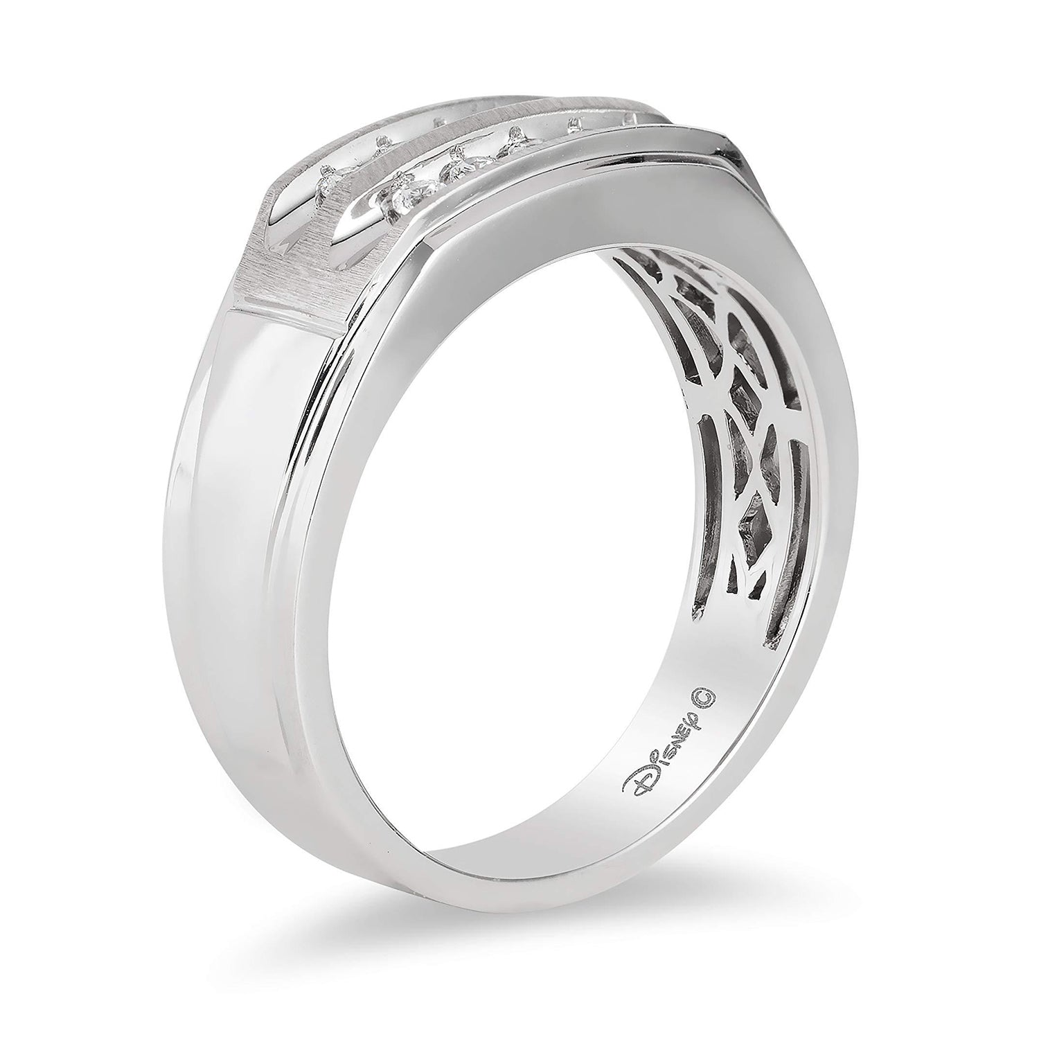 enchanted_disney-prince_fine_jewelry_14k_white_gold_1_4_cttw_mens_ring-14k_white_gold_1/4CTTW_2