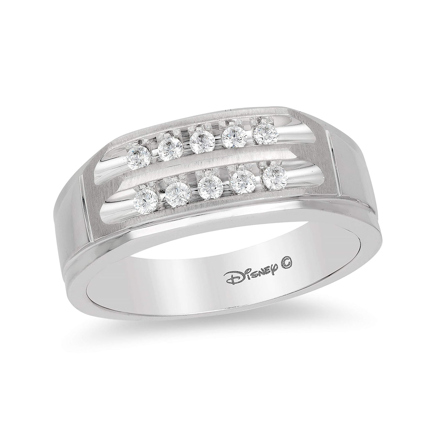 enchanted_disney-prince_fine_jewelry_14k_white_gold_1_4_cttw_mens_ring-14k_white_gold_1/4CTTW_1