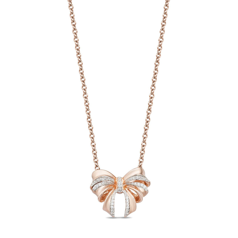 enchanted_disney-snow-white_bow_necklace-10k_rose_gold_1/10CTTW_1
