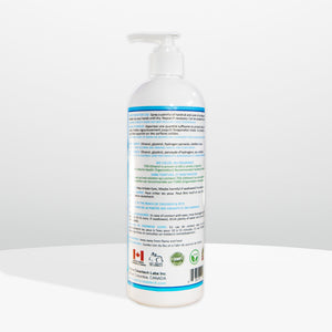 6 bottles - Alpha Handrub - 500ml (16.9 oz)