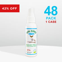 Load image into Gallery viewer, 48 bottles - Alpha Handrub - 60ml (2 oz)