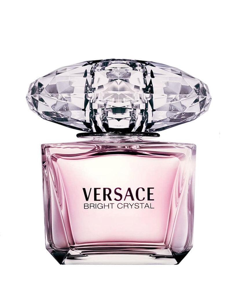 Versace Bright Crystal Eau de Toilette Spray, 3 oz