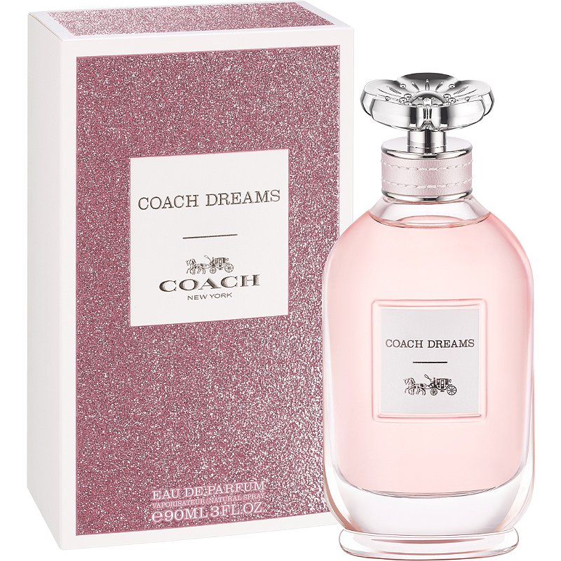 COACH Dreams Eau de Parfum Spray, 3.0-oz