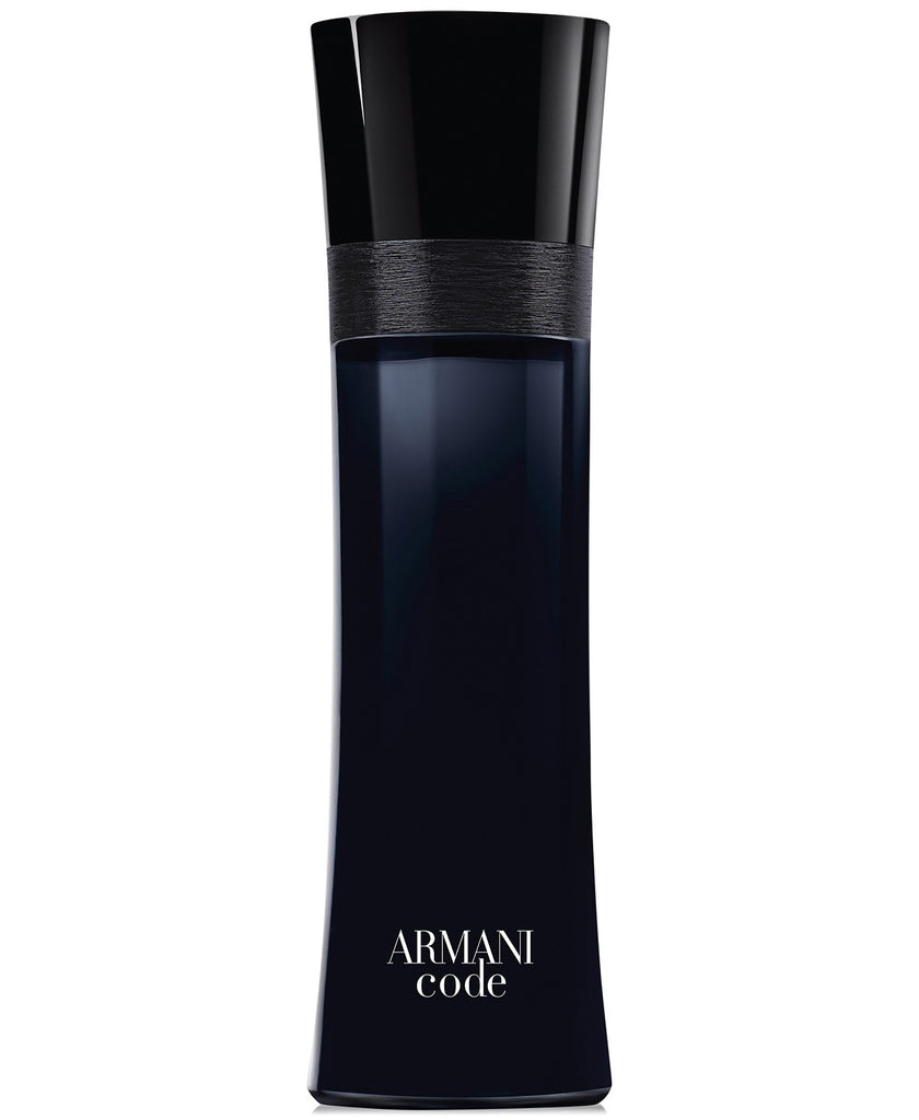 Giorgio Armani Armani Code for Men Eau de Toilette Spray, 4.2 oz.