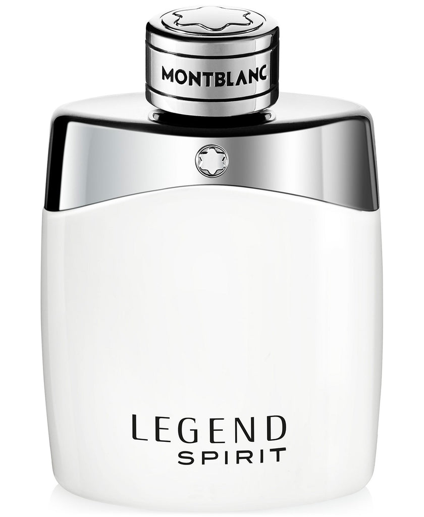 Mont Blanc Men's Legend Spirit Eau de Toilette Spray, 3.3 oz
