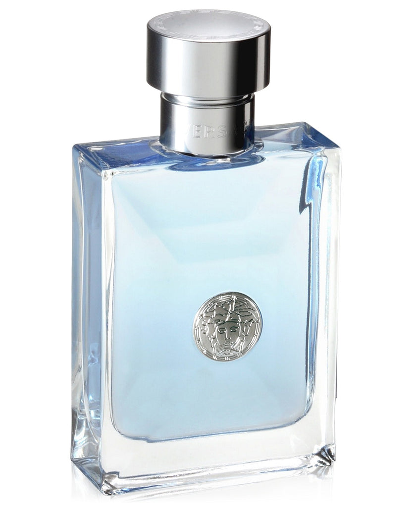 Versace Men's Pour Homme Eau de Toilette Spray, 3.4 oz