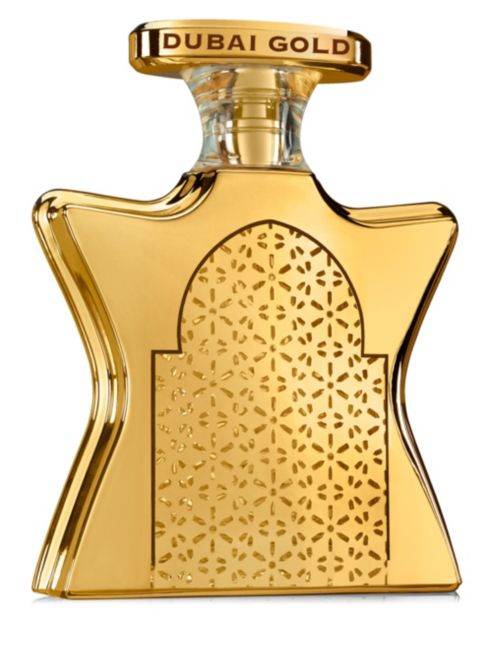 Bond No. 9 New York Dubai Gold Perfume 3.3 oz