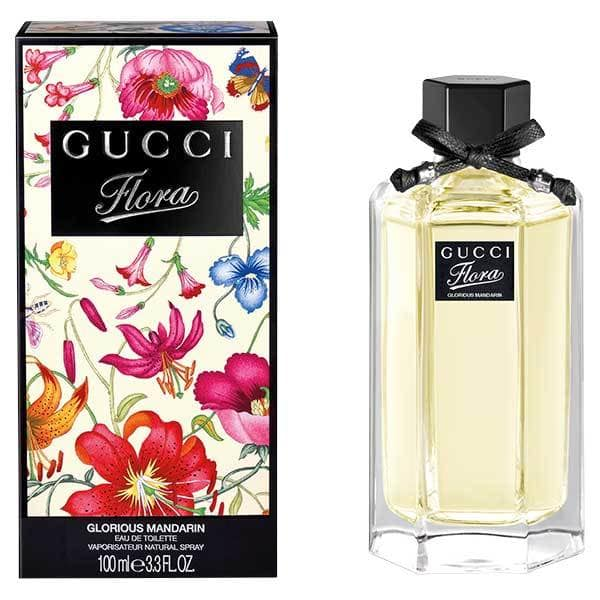 GUCCI Flora Glorious Mandarin Eau de Toilette - 100ml