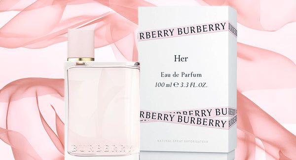 Burberry Her Eau de Parfum 3.3 Oz /100 mL
