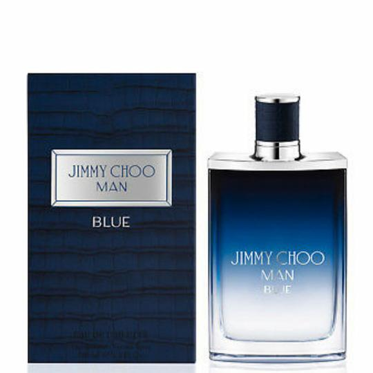 Jimmy Choo Man Blue 3.4 Oz/100Ml (M)