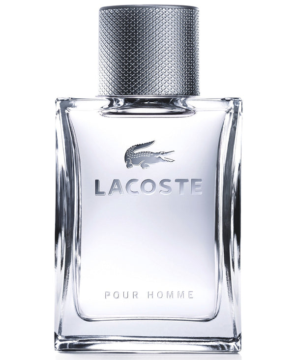 Lacoste POUR HOMME Men's Natural Spray Eau de Toilette, 3.3 oz
