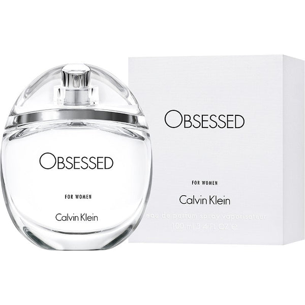 Calvin Klein Obsessed for Her  3.4 Oz / 100 mL