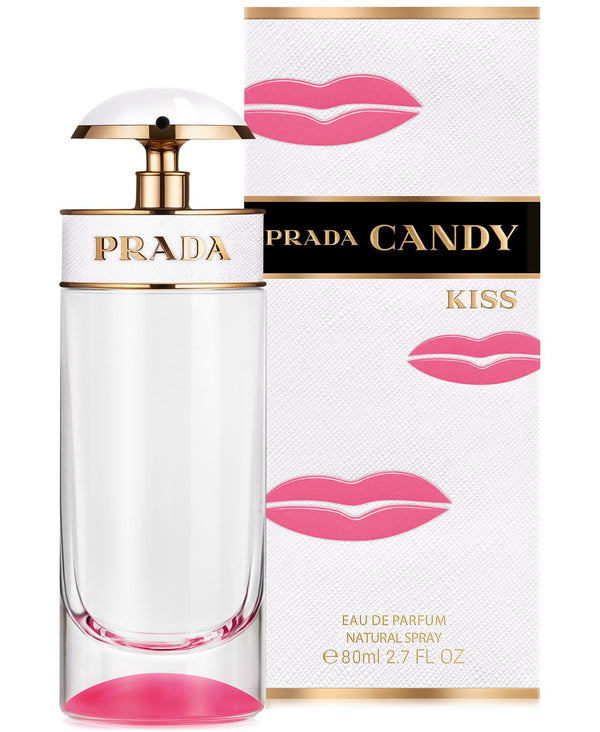 Prada Candy Kiss Eau de Parfum Spray, 2.7 oz