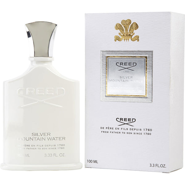 CREED Silver Mountain Water, 3.3 oz./ 100 mL