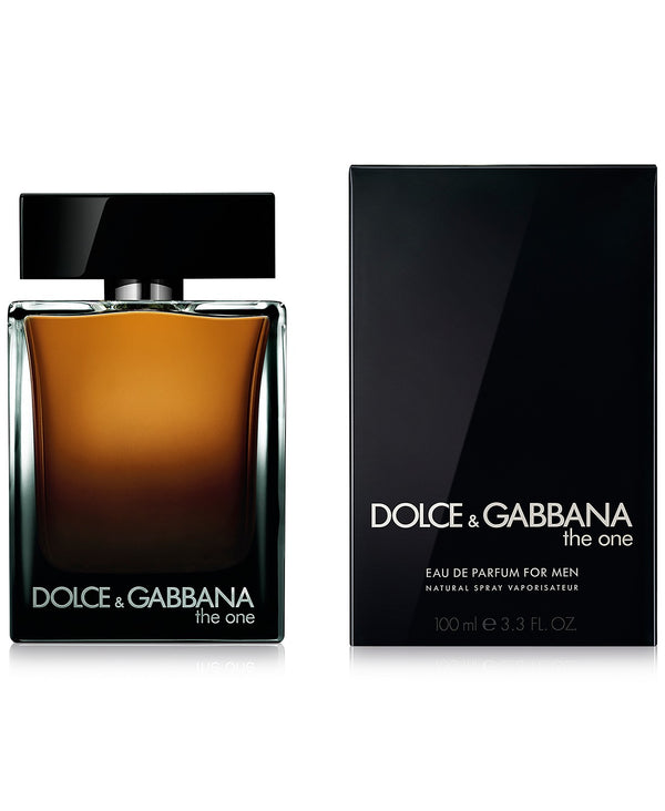 DOLCE&GABBANA Men's The One for Men Eau de Parfum Spray, 3.3 oz