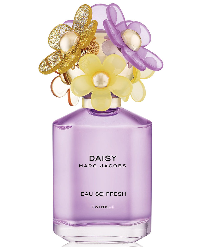 Marc Jacobs Daisy Eau So Fresh Twinkle Eau de Toilette Spray, 2.5 oz