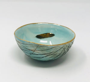Nest Bowl, Tiny, Feather
