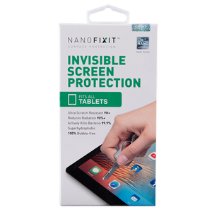 NanoFixIT Invisible Screen Protection