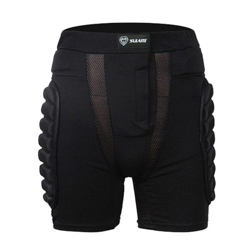 Protective Padded Sports Shorts