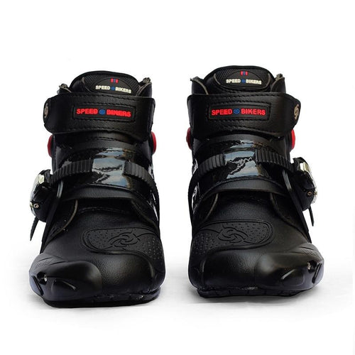 Professional Motorcycle High Ankle Racing Boots