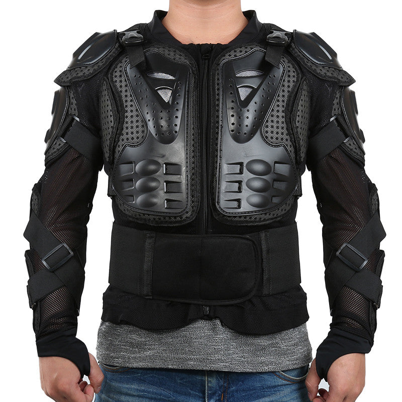 Full Upper Body Armor Jacket