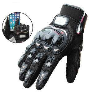 Full Finger Pro Biker Gloves