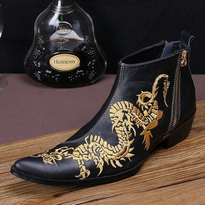 Bottines Dragon Italiennes | Dragonance