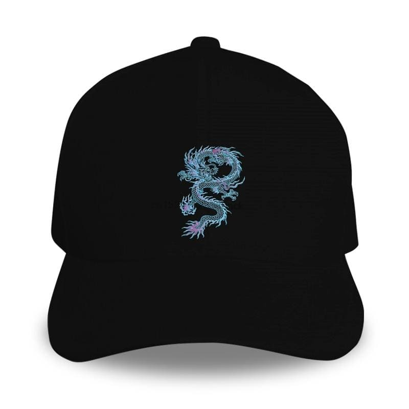 Casquette Dragon Bleu | Dragonance