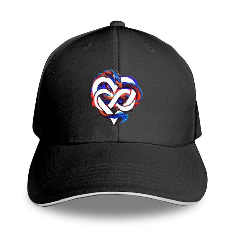 Casquette Dragon Coeur Infini | Dragonance