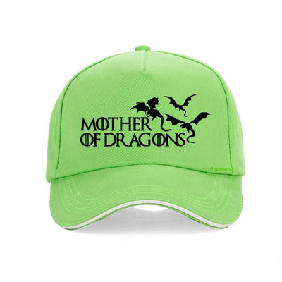 Casquette Dragon Mother of Dragons Vert | Dragonance