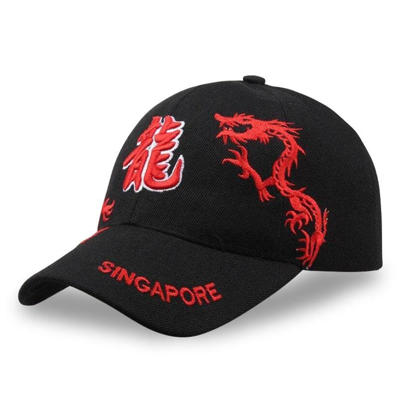 Casquette Dragon Rouge | Dragonance