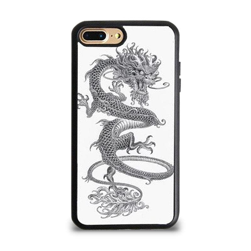 Coque iPhone Dragon Chinois iPhone 5 et 5S SE | Dragonance
