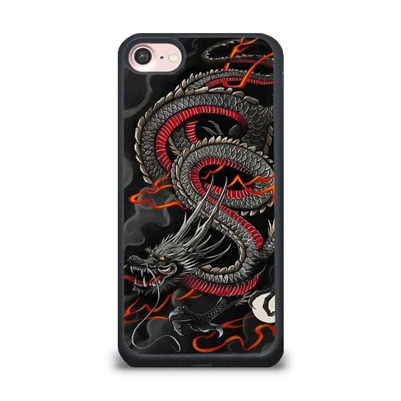 Coque iPhone Dragon Culture Japonaise iPhone 4 et 4S |
