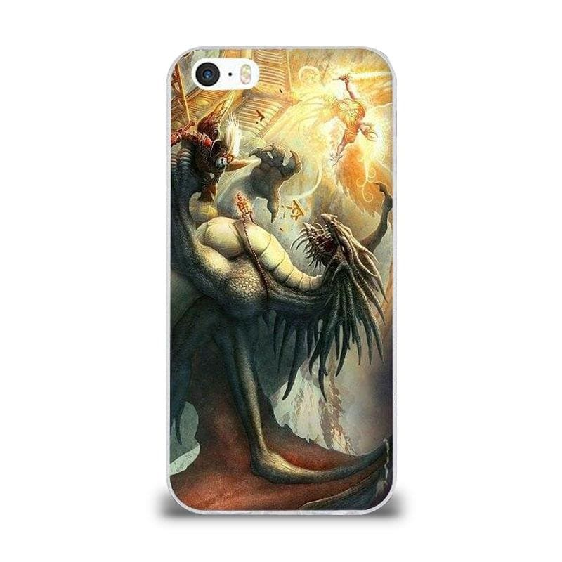 Coque iPhone Dragon Griffon iPhone 4 et 4S | Dragonance