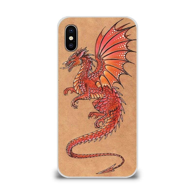 Coque Samsung Dragon Occidental J1 2016 | Dragonance